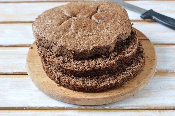 рецепт шоколадного торта в домашних условиях с фото пошагово