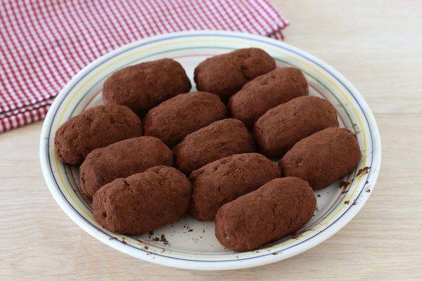 пирожное картошка с творогом рецепт