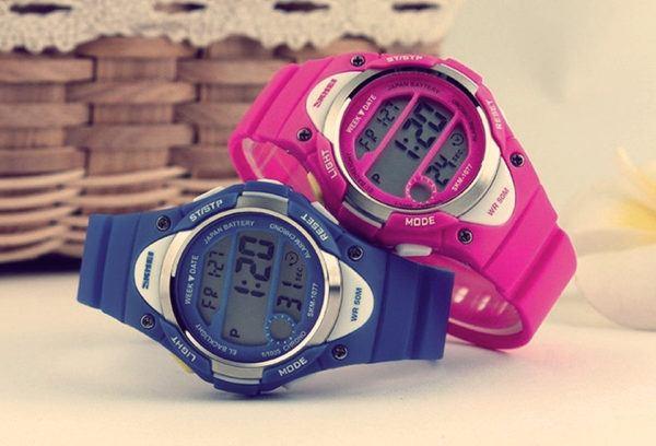 Самые популярные бренды электронных часов для женщин