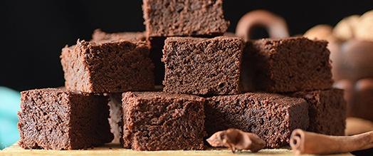 рецепт шоколадного брауни в домашних условиях