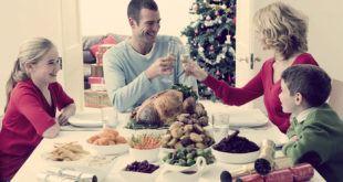 как не поправиться во время новогодних праздников