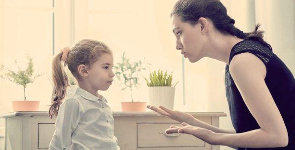 что нельзя говорить детям никогда