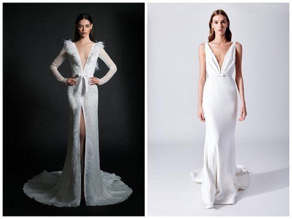 свадебные платья коллекция 2019