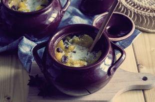 молочная рисовая каша с тыквой рецепт