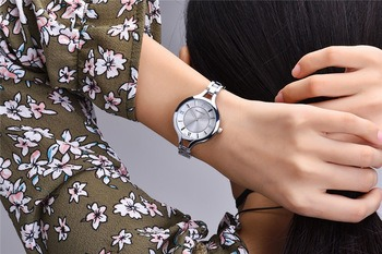 Тонкие наручные часы