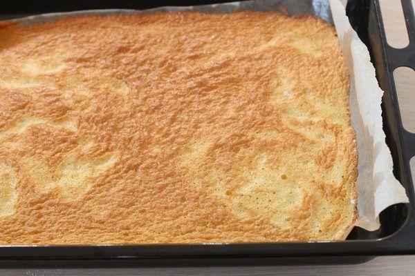 Бисквитный рулет рецепт с фото пошагово в домашних условиях
