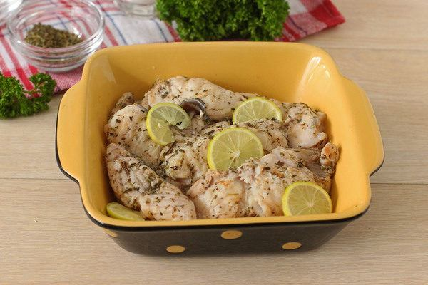 Рецепт приготовления сома в духовке
