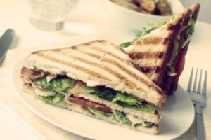невредный сэндвич