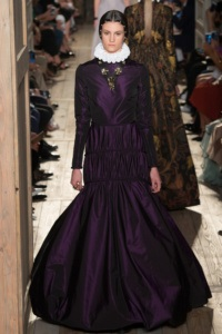 Вечернее платье высокая мода