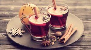 согревающие напитки для осени