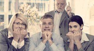 как побороть страх перед начальником