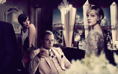 образ в стиле The Great Gatsby