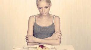 анорексия у девушки нет аппетита