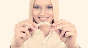 как женщине бросить курить