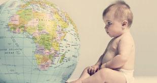 спокойное путешествие с грудным ребенком