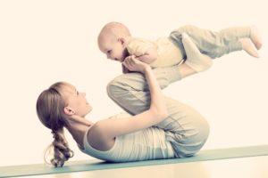 Красивая мамочка: правильное похудение после родов при грудном вскармливании