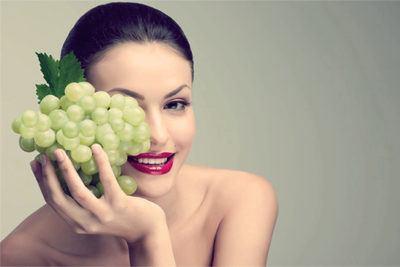 """Отзывы о диета """"виноградная""""."""
