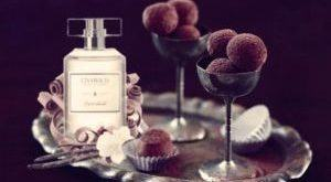 женские духи с ароматом ванили и шоколада