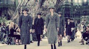 неделя высокой моды Париж, июль 2017