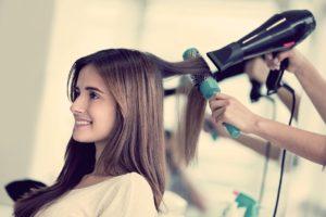 Салонные процедуры для восстановления волос