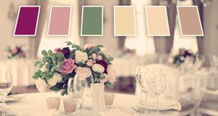 10 свадебных палитр