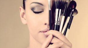 инструменты для профессионального макияжа