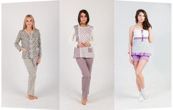 b17a048c141f Женская одежда для сна: актуальные тренды и правила выбора