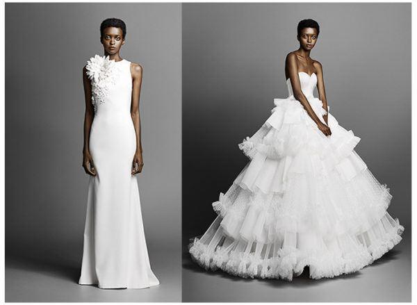 bb576475527 Свадебные платья 2019  модные тенденции