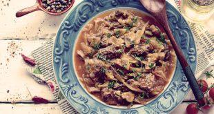 Солянка капустная: рецепт
