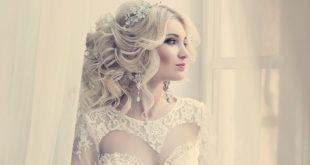 модные свадебные прически 2019