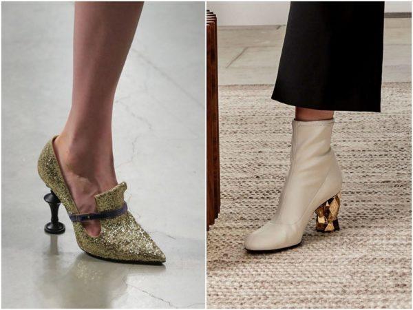 мода весна лето 2019 основные тенденции женской обуви