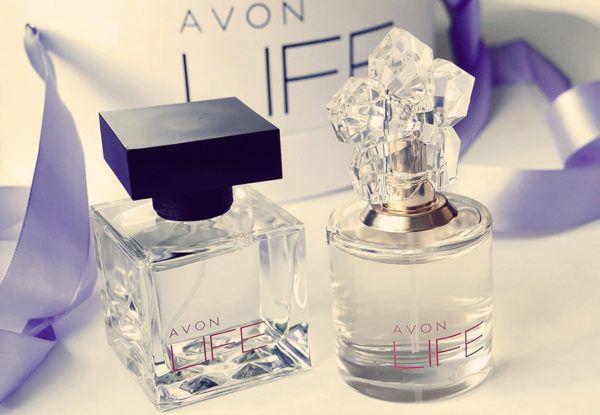 ароматы Avon