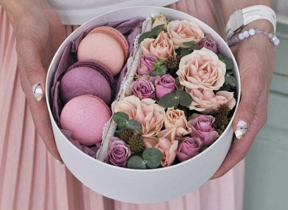 цветы на предложение руки и сердца