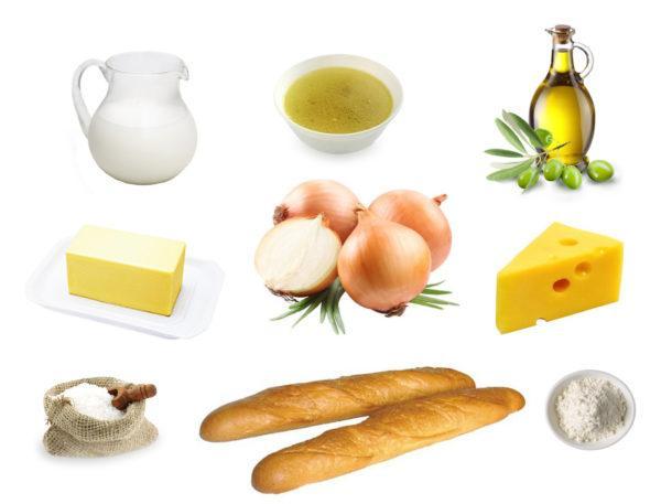 французский луковый суп рецепт классический