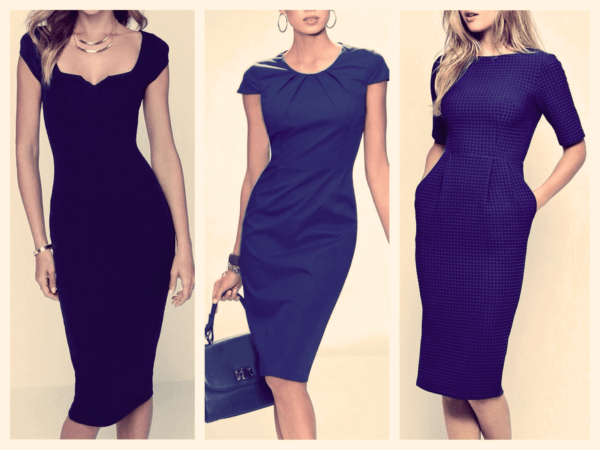 платье футляр для женщин за 40