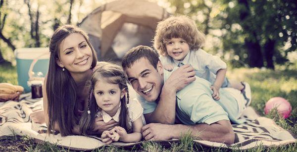 Идеи семейного досуга с детьми