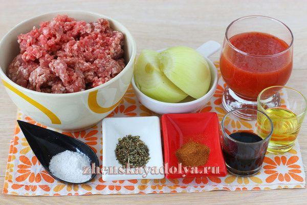люля кебаб рецепт из говядины на сковороде