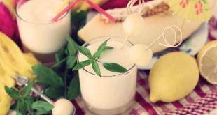 дынный лимонад рецепт
