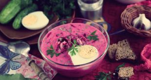 Свекольник холодный: рецепт классический с фото пошагово