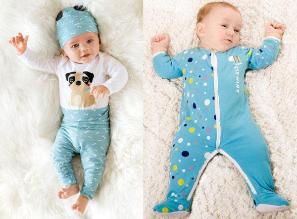 мода для новорожденных