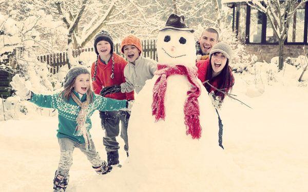 куда сходить с ребенком на новогодние каникулы