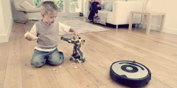 Робот-пылесос или обычный пылесос