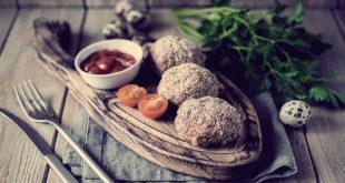 яйца по-шотландски в духовке рецепт с фото пошагово