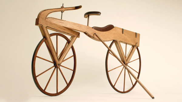 велосипед - самоход