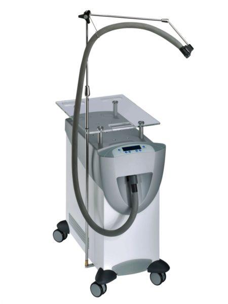 Криотерапия: система CRYO 6 от Zimmer Medizin