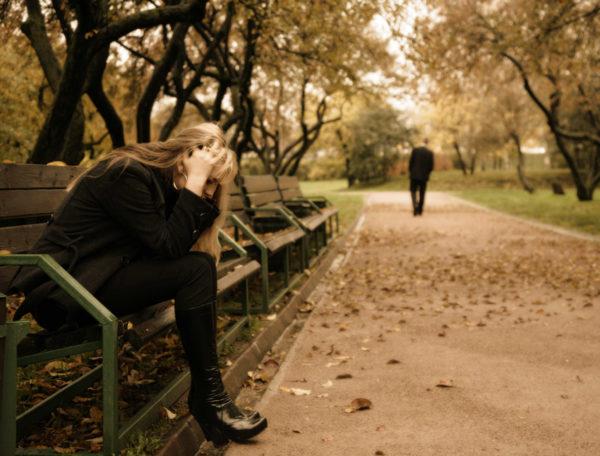 Что делать, если вас бросил любимый человек?